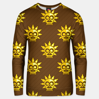Thumbnail image of Skull Pattern - 04 Unisex sweater, Live Heroes