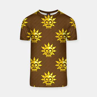 Thumbnail image of Skull Pattern - 04 T-shirt, Live Heroes