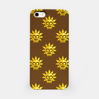Thumbnail image of Skull Pattern - 04 iPhone Case, Live Heroes