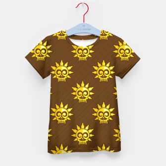 Thumbnail image of Skull Pattern - 04 Kid's t-shirt, Live Heroes
