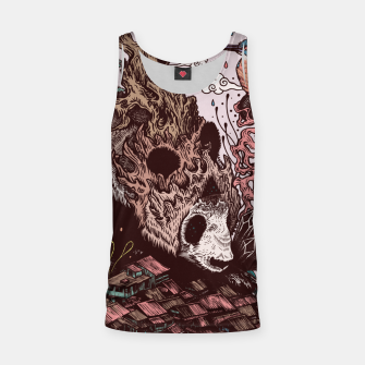 Thumbnail image of Bear Illustration Tank Top, Live Heroes
