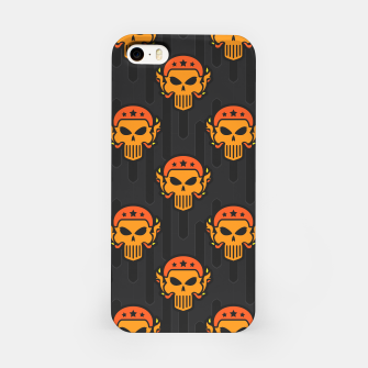 Thumbnail image of Skull Pattern - 05 iPhone Case, Live Heroes