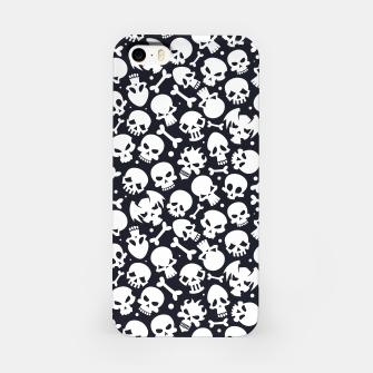 Thumbnail image of Skull Pattern - 06 iPhone Case, Live Heroes