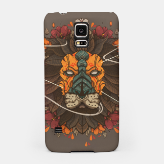 Thumbnail image of Flower Lion Samsung Case, Live Heroes