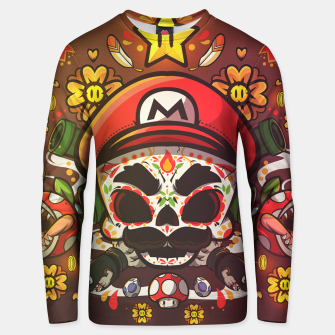 Thumbnail image of Freak Super Mario Unisex sweater, Live Heroes