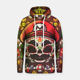 Thumbnail image of Freak Super Mario Hoodie, Live Heroes