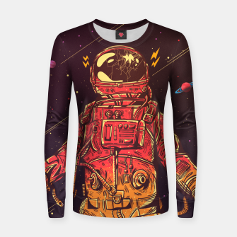 Thumbnail image of Astroboy Women sweater, Live Heroes