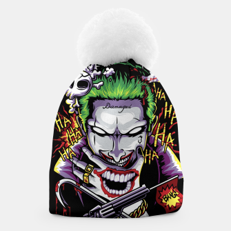 Thumbnail image of Damaged Soul Beanie, Live Heroes