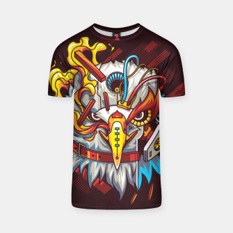 Thumbnail image of Electric Eagle T-shirt, Live Heroes