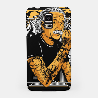 Thumbnail image of Tattooed Einstein Samsung Case, Live Heroes