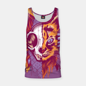 Thumbnail image of Four Faces Tank Top, Live Heroes