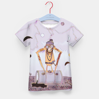 Thumbnail image of Monkey Kid's t-shirt, Live Heroes