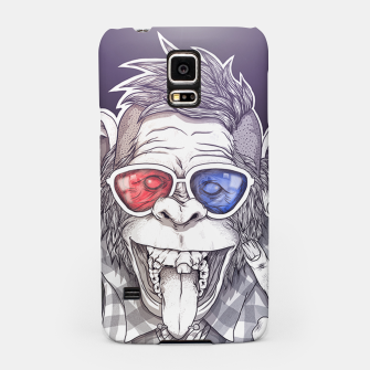 Thumbnail image of Rebel Monkey Samsung Case, Live Heroes