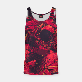 Thumbnail image of Escaping Space Tank Top, Live Heroes