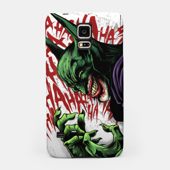 Thumbnail image of The Joker Batman Samsung Case, Live Heroes