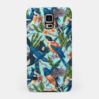 Thumbnail image of Lot of Birds Samsung Case, Live Heroes