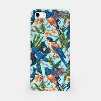 Thumbnail image of Lot of Birds iPhone Case, Live Heroes