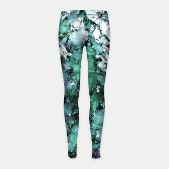 Ice breaker Girl's leggings thumbnail image