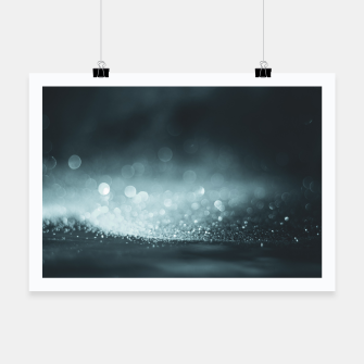 Thumbnail image of Glitter Bokeh Texture Poster, Live Heroes