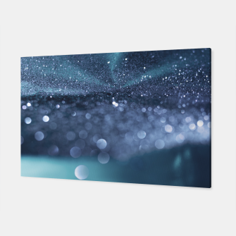 Thumbnail image of Glitter Bokeh Texture Canvas, Live Heroes