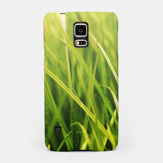 Thumbnail image of Grass Texture Samsung Case, Live Heroes