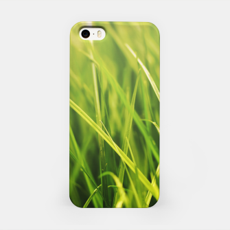 Thumbnail image of Grass Texture iPhone Case, Live Heroes