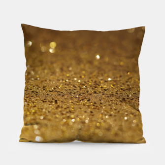 Thumbnail image of Glitter Bokeh Texture Pillow, Live Heroes
