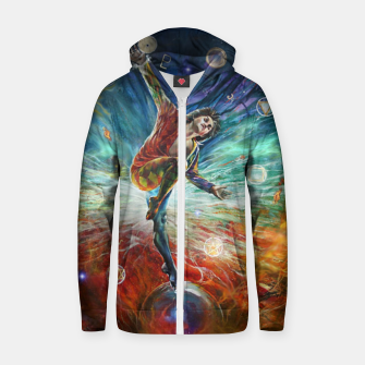 The Fool Zip up hoodie thumbnail image