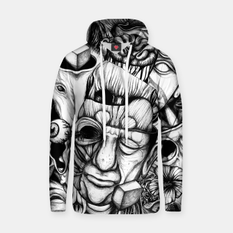 Thumbnail image of Confusion  Hoodie, Live Heroes