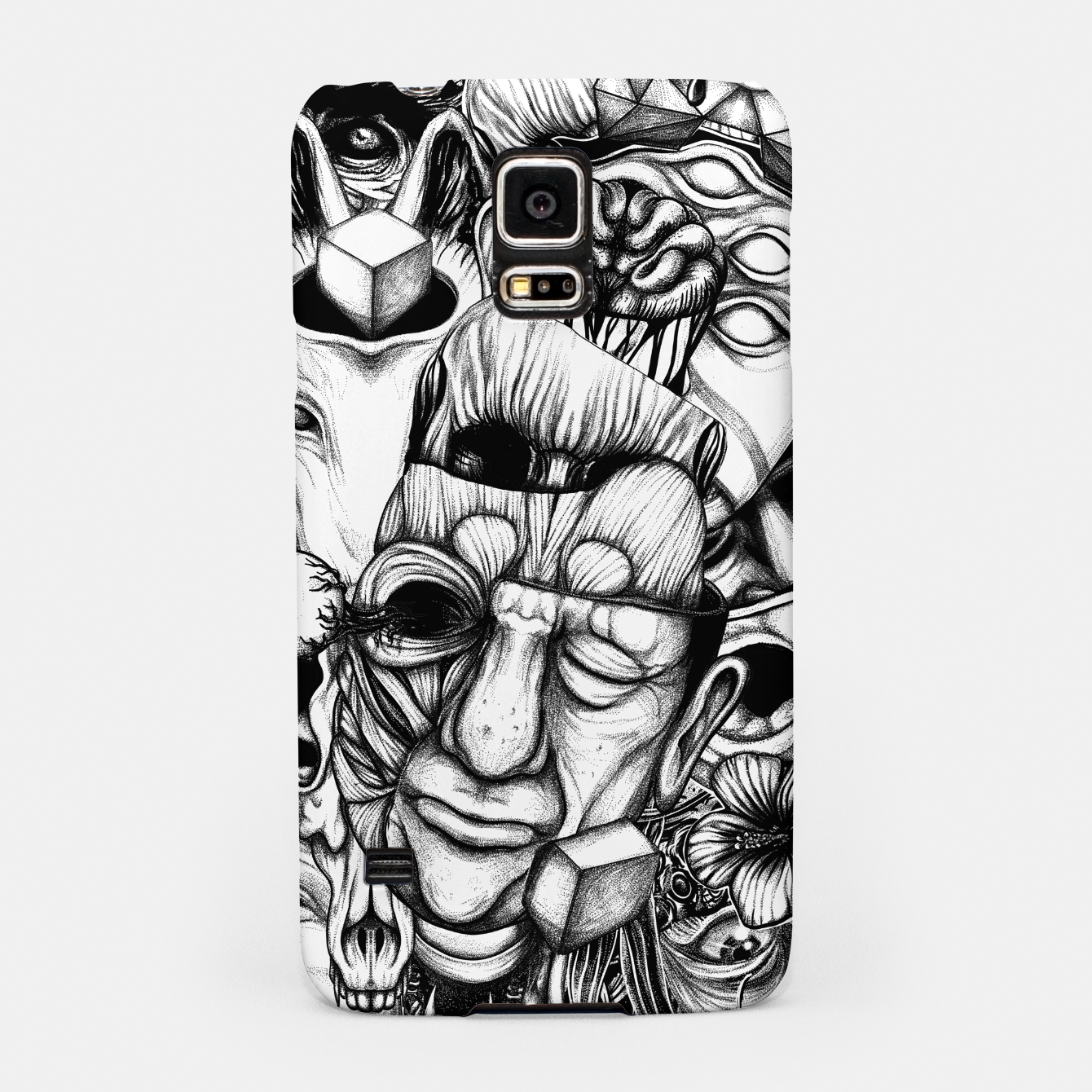 Foto Confusion  Samsung Case - Live Heroes