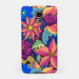 Thumbnail image of flowers upon flowers 2 Samsung Case, Live Heroes