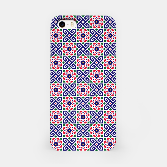 Thumbnail image of Original Traditional Moroccan Mosaic. iPhone Case, Live Heroes
