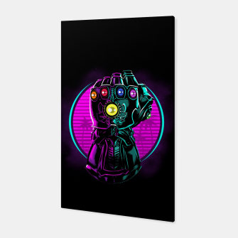 Retro infinite Canvas miniature