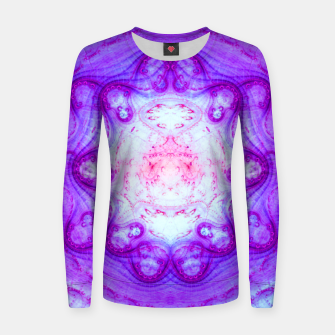 Thumbnail image of Nucleau Women sweater, Live Heroes