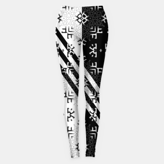 Ecode Stripe Leggings thumbnail image
