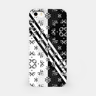 Ecode Stripe iPhone Case thumbnail image
