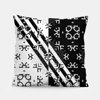 Ecode Stripe Pillow thumbnail image