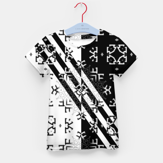 Ecode Stripe Kid's t-shirt thumbnail image