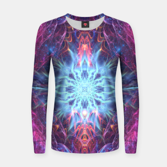 Thumbnail image of Angelic Force Women sweater, Live Heroes