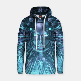 Thumbnail image of Mind of the Machine Hoodie, Live Heroes