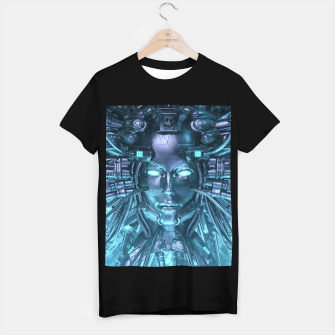 Thumbnail image of Mind of the Machine T-shirt regular, Live Heroes