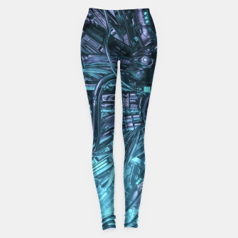 Thumbnail image of Mind of the Machine Leggings, Live Heroes