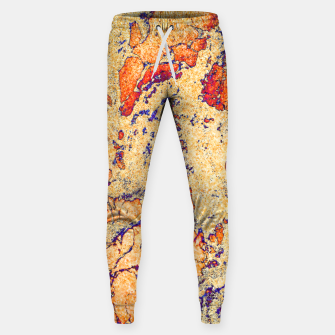Thumbnail image of Abstract Gold Sweatpants, Live Heroes