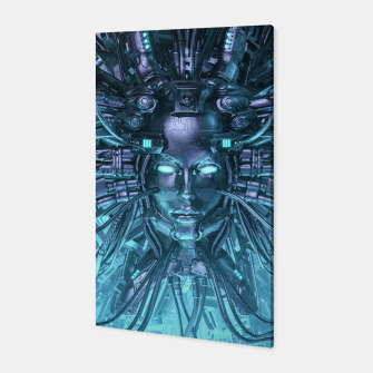 Mind of the Machine Canvas thumbnail image