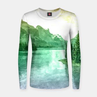 Miniaturka Lake View Women sweater, Live Heroes