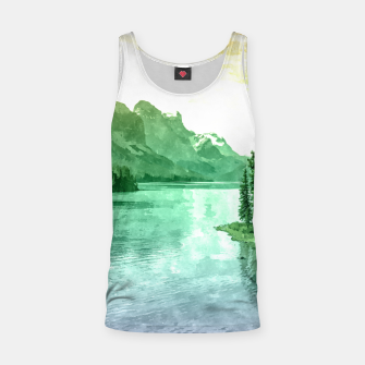Miniaturka Lake View Tank Top, Live Heroes