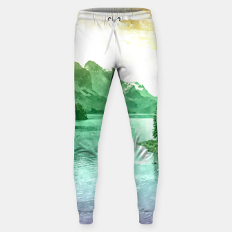 Miniaturka Lake View Sweatpants, Live Heroes
