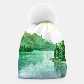 Thumbnail image of Lake View Beanie, Live Heroes