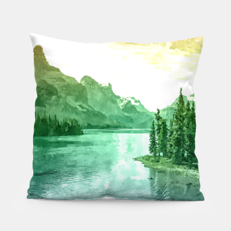 Miniaturka Lake View Pillow, Live Heroes