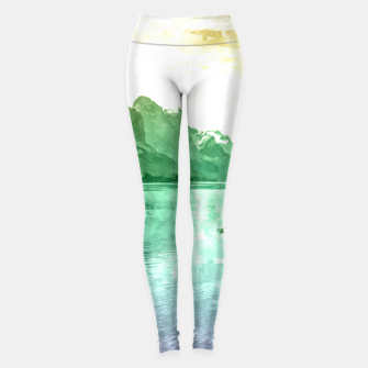 Miniaturka Lake View Leggings, Live Heroes